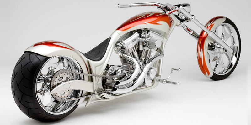 custom harley parts bucks county