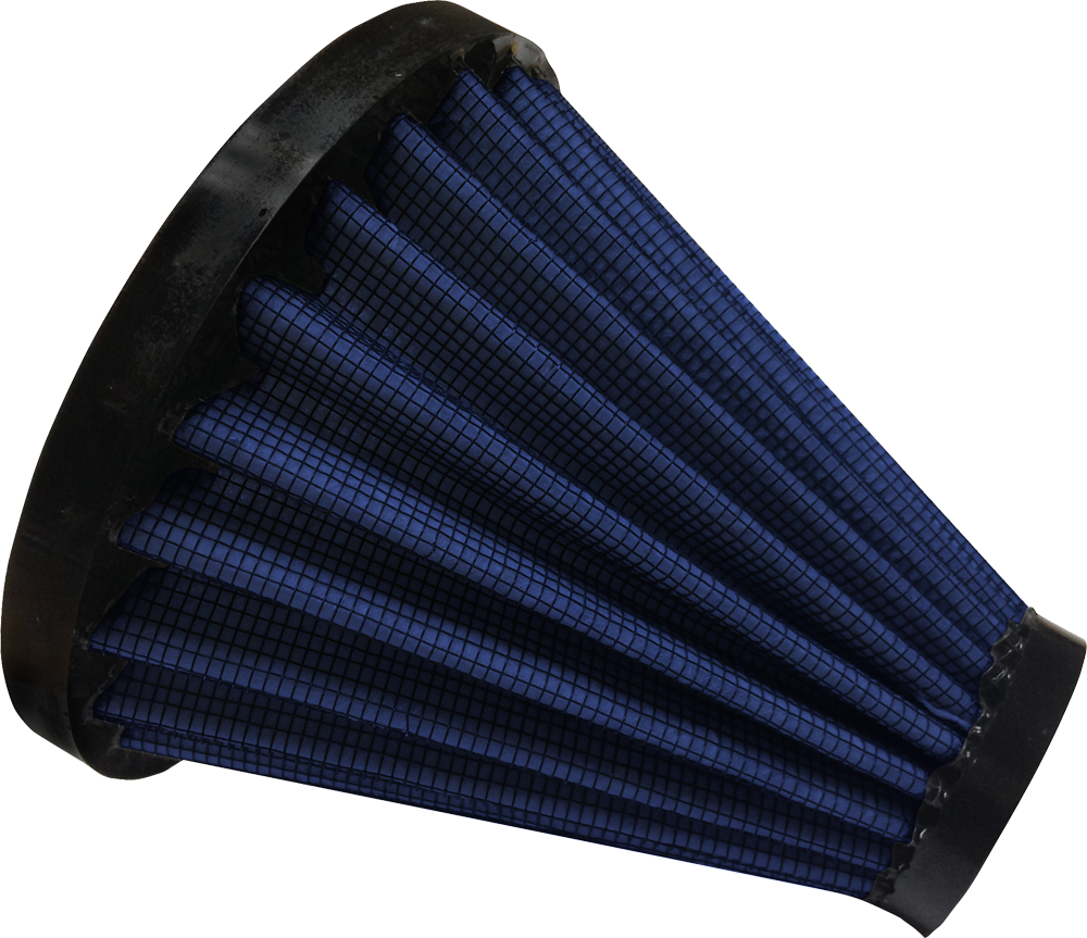 Air Filter Cleaner >> 90 Spike, Internal Breather Bracket, Chrome
